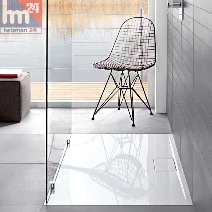 villeroy boch architectura metalrim 90x90cm acryl. Black Bedroom Furniture Sets. Home Design Ideas