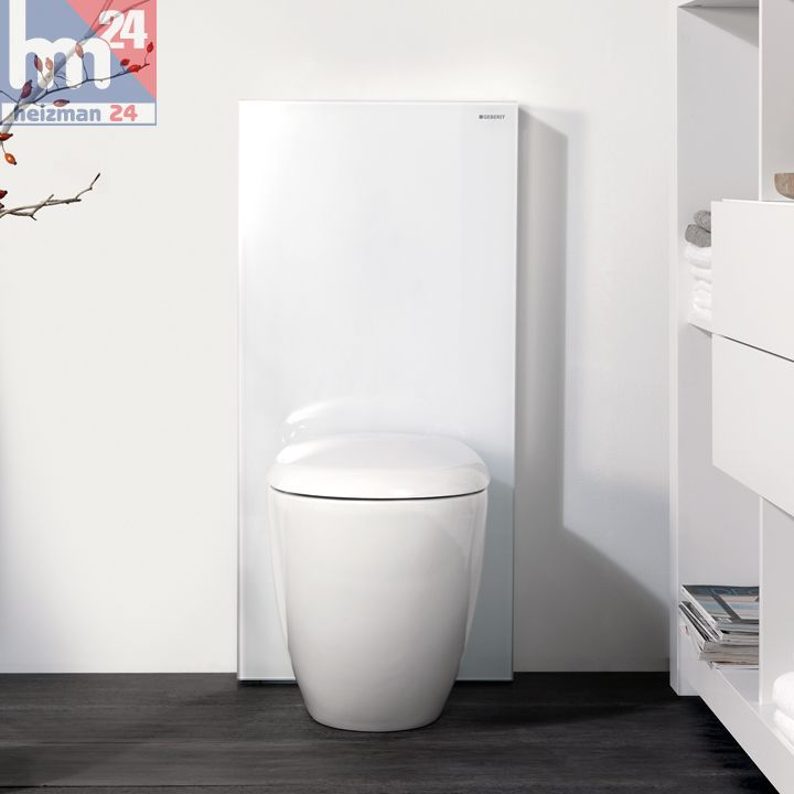 geberit monolith sanit rmodul stand wc bh 101 cm in verschiedenen farbt nen ebay. Black Bedroom Furniture Sets. Home Design Ideas