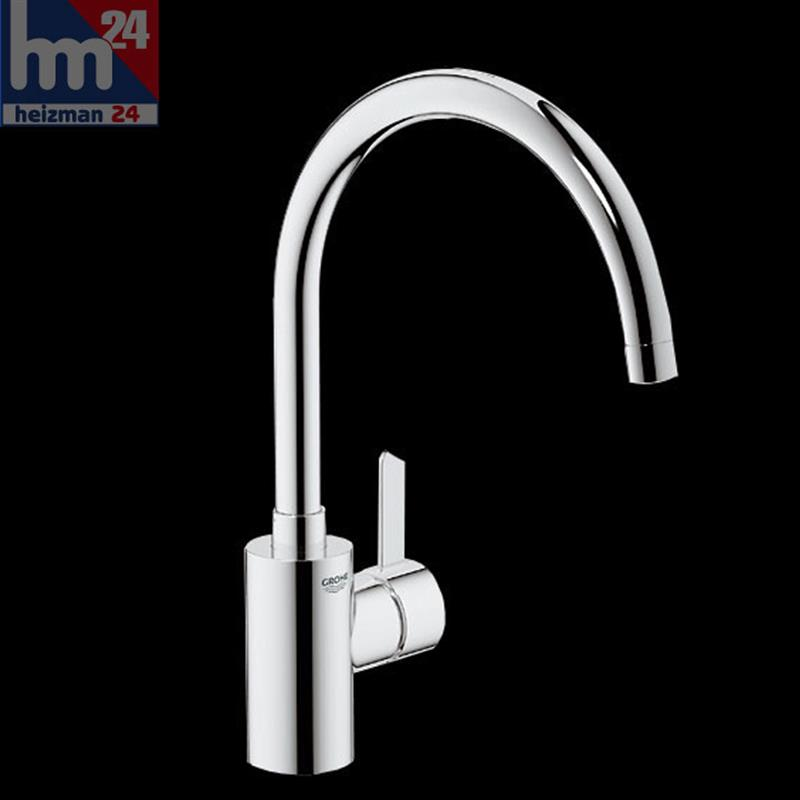 kitchen tap single lever mixer grohe eurosmart. Black Bedroom Furniture Sets. Home Design Ideas