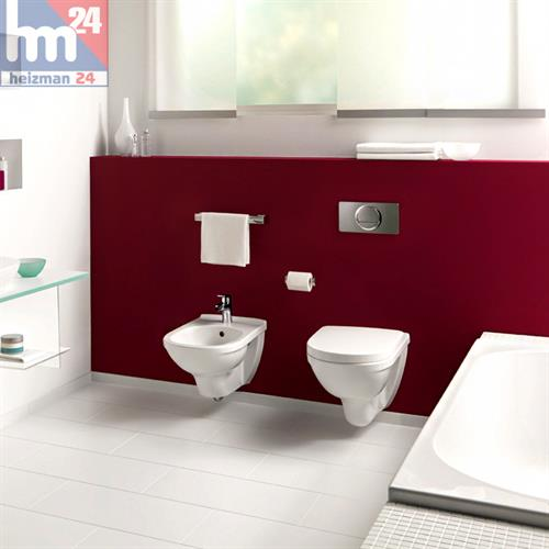 villeroy boch tiefsp l wc incl wc sitz 5660h1r1. Black Bedroom Furniture Sets. Home Design Ideas