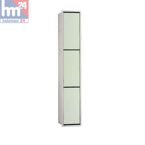 emco asis wc modul 150 unterputz optiwhite 976027465 ebay. Black Bedroom Furniture Sets. Home Design Ideas