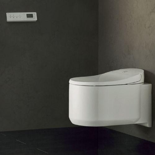 grohe sensia arena dusch wc sp lrandlos rimless 39354sh0 wand tiefsp l wc ebay. Black Bedroom Furniture Sets. Home Design Ideas