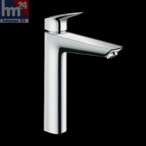 Hansgrohe 71071000 Logis grifo de lavabo 70 sin vaciador autom/ático cromo