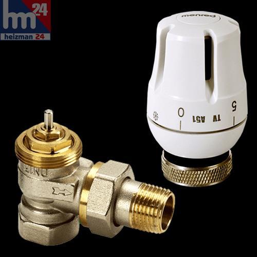 Menred cabeza termost tica tv 8060065 incl v lvula del - Valvula termostatica radiador ...