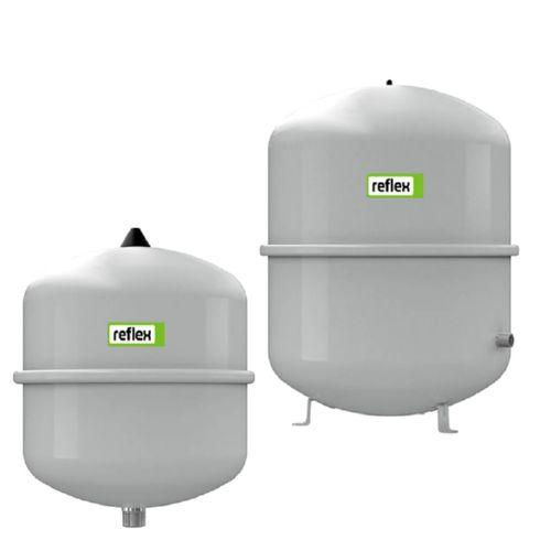 reflex n membran druckausdehnungsgef 8 50 liter heizungs. Black Bedroom Furniture Sets. Home Design Ideas