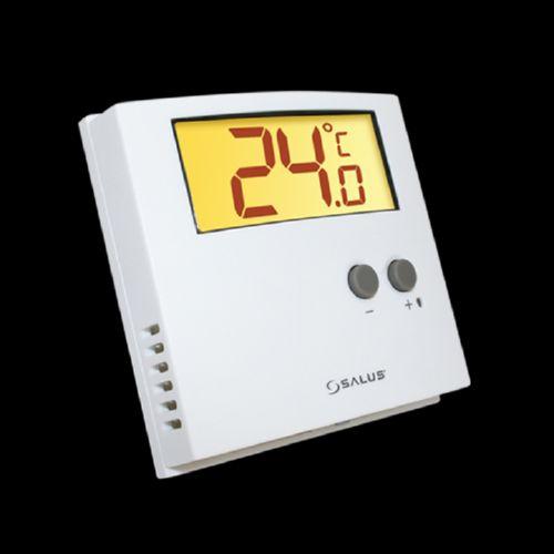 salus digitaler raumthermostat ert 30 unterputz 230 volt. Black Bedroom Furniture Sets. Home Design Ideas