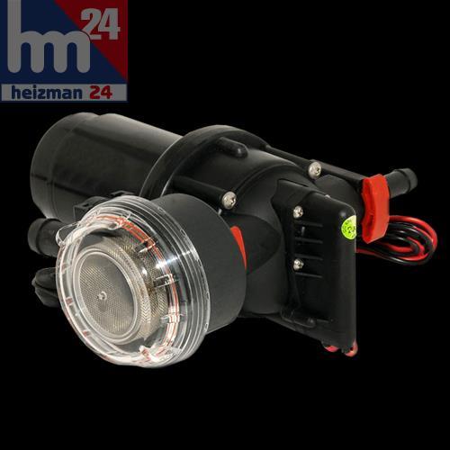 SFA Sanimarin Sea Pump 12V o der 24V for salt and fresh water