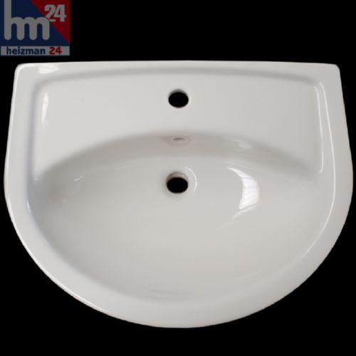 vitra waschtisch 50 bis 65 cm wei optional mit halbs ule. Black Bedroom Furniture Sets. Home Design Ideas