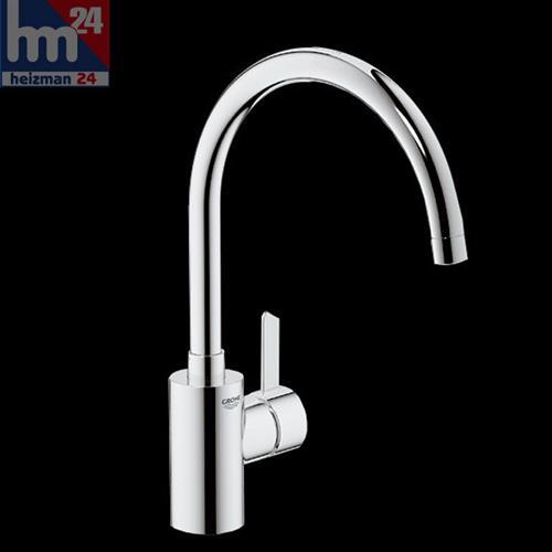 grohe eurosmart cosmopolitan single lever sink battery kitchen 32843000 ebay. Black Bedroom Furniture Sets. Home Design Ideas